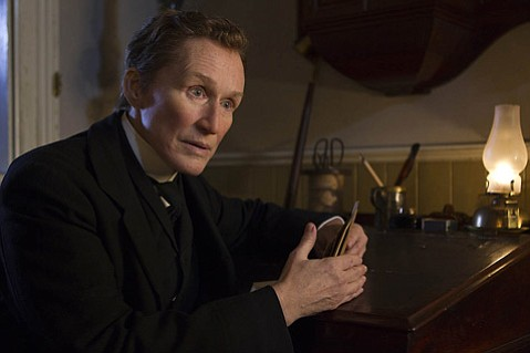 Glenn Close's gender-bending, Oscar-nominated role as a woman posing as a male waiter in a 19th-century Dublin hotel is reason enough to check out <em>Albert Nobbs</em>.