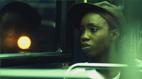 Adepero Oduye stars as a lesbian girl coming into her own within a conservative Brooklyn household in the emotionally potent drama <em>Pariah</em>.