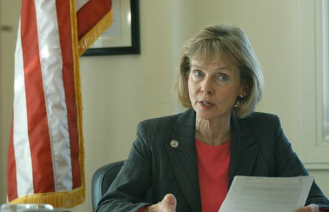 Congressmember Lois Capps