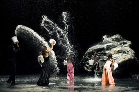 Pina features the work of the late German choreographer Pina Bausch captured in captivating 3-D.