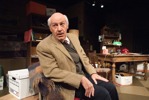 <em>Nazi Hunter — Simon Wiesenthal</em> at the Rubicon Theatre