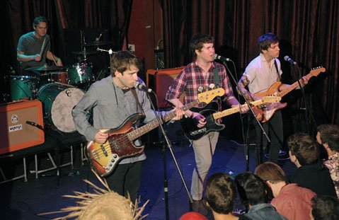 Surfer Blood at Velvet Jones