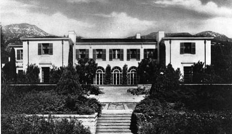 El Tejado, purchased by Westmont College in 1945.