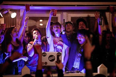 Three high school seniors host a birthday bash that descends into chaos in the latest from producer Todd (<em>The Hangover</em>) Phillips, <em>Project X</em>.