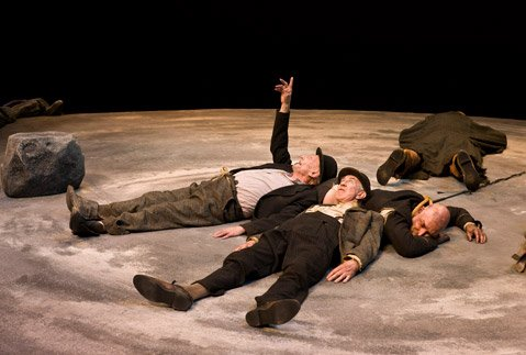 <em>Waiting for Godot</em>