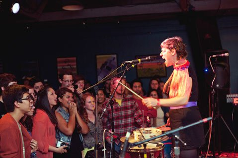 tUnE-yArDs at SOhO Restaurant & Music Club