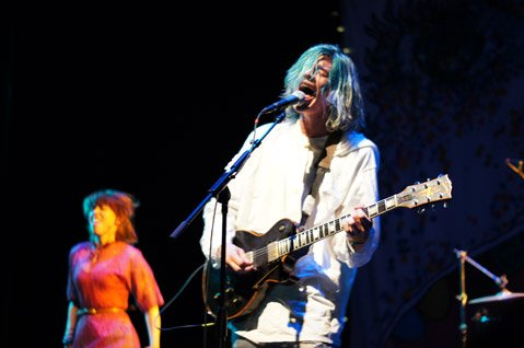 Grouplove at the Lobero Theatre