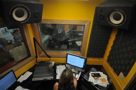 KCSB Studio