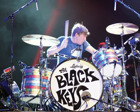 The Black Keys at Coachella 2012
