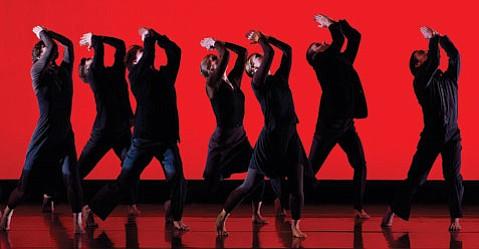 Mark Morris Dance Group at the Granada Theatre