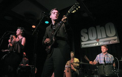 Nick Waterhouse at SOhO Restaurant & Music Club