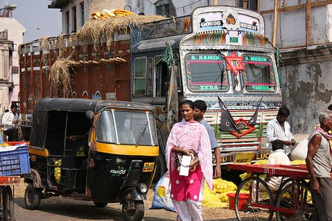 Traffic, Indian style