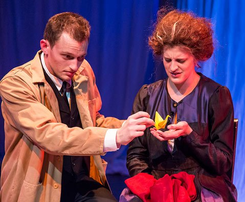 <em>Piezoelectric Love</em> at UCSB's Performing Arts Theatre