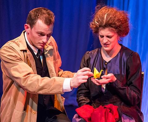 <em>Piezoelectric Love</em> at UCSB's Performing Arts Theatre