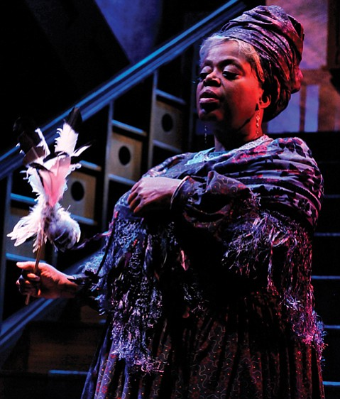 Lillias White as Aunt Ester
