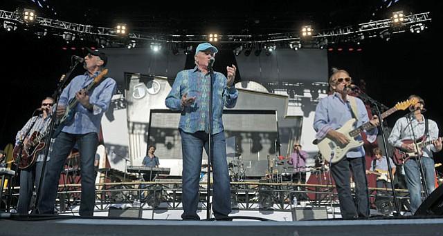 The Beach Boys at the Santa Barbara Bowl