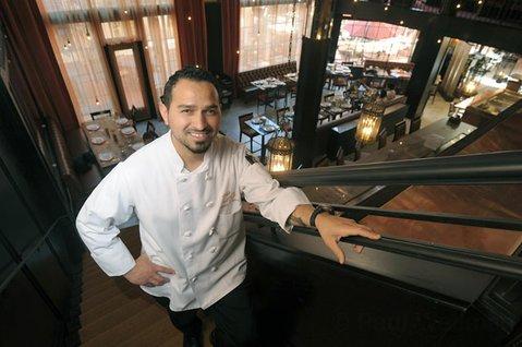Chef Ramon Velazquez of Cielito.