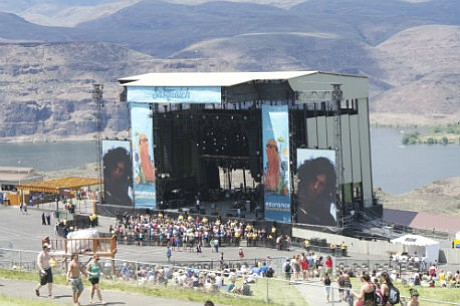 The Sasquatch Stage