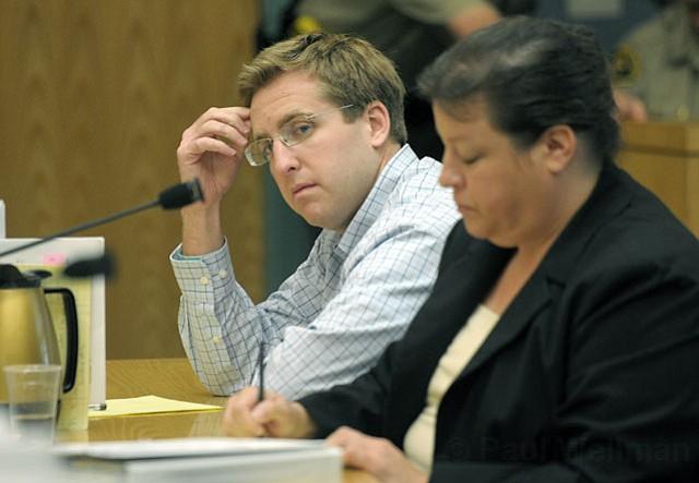 David Attias in court (June 6, 2012)