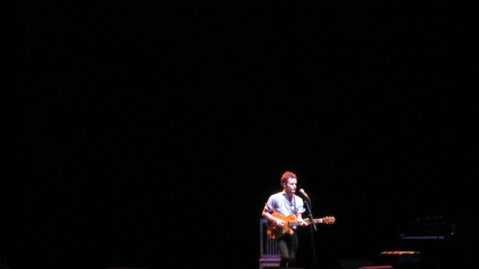 The Tallest Man on Earth at the Wiltern Theatre