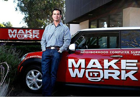 Eric Greenspan of Make It Work