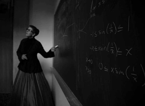 Barbara Parmet, &quot;Mathematician&quot;
