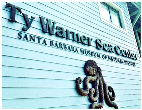 Ty Warner Sea Center