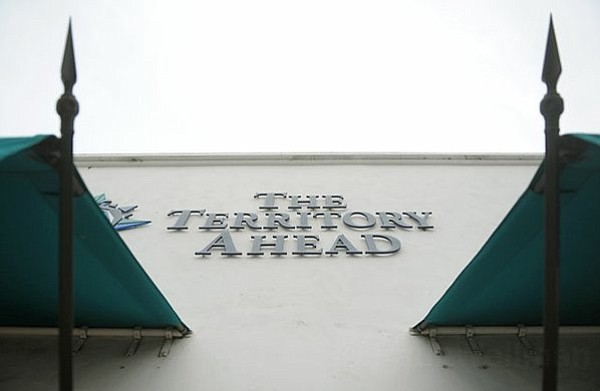 The Territory Ahead outlet store, 400 State Street (July 12, 2012)
