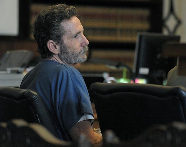 Jack Mills at his sentencing hearing (July 16, 2012)