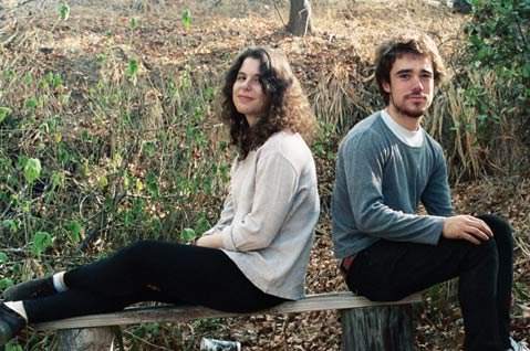 Avi Buffalo's Sheridan Riley (left) and Avi Zahner-Isenberg pull double duty. The band plays Muddy Waters on August 5 and 12.