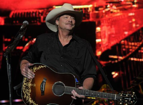 Alan Jackson at the Santa Barbara Bowl