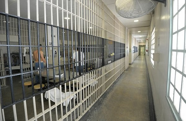 Santa Barbara County Jail (April 2012)