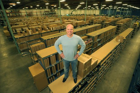 Network Hardware Resale CEO Mike Sheldon