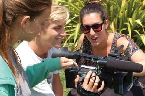 UCSB's nine-week science and filmmaking intensive culminates with a four-film screening this Friday, August 24.