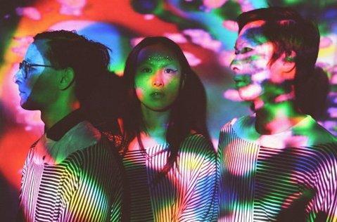 L.A. trio ESP is (from left) Bobby Evans, Aska Matsumiya and Seiya Matsumiya.