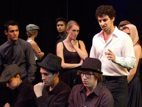 In its seventh season, UCSB's Naked Shakes program takes on one of the playwright's most controversial comedies, <i>The Merchant of Venice.</i>