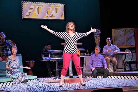 <em>Food Confessions</em> at the Lobero Theatre