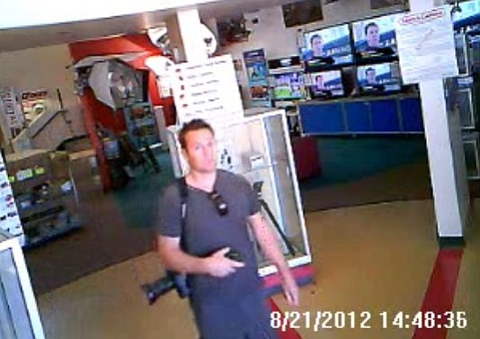 Man Steals Pricey Lens from Samy's Camera
