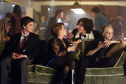 <em>The Perks of Being a Wallflower</em>
