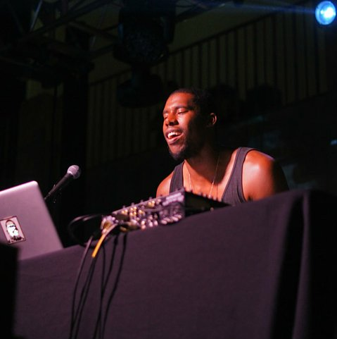 Flying Lotus at UCSB's Welcome Back Concert