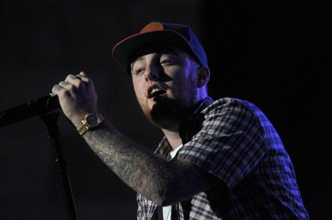 Mac Miller at the Santa Barbara Bowl