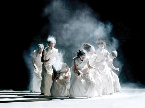 """The London-based contemporary dance company will bring Khan's """"Vertical Road"""" to the Granada Theatre on Sunday, October 14."""