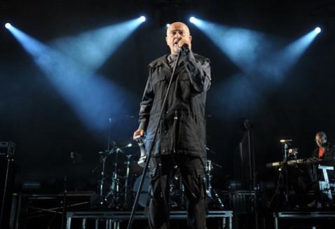 Peter Gabriel at the Santa Barbara Bowl (Oct. 9, 2012)