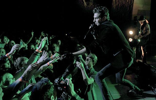 Jane's Addiction at the Santa Barbara Bowl (Oct. 21, 2012)