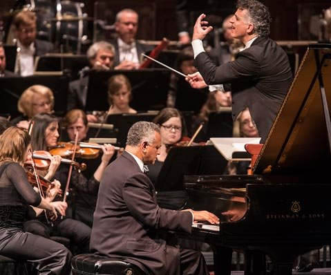 Santa Barbara Symphony 10/20/12 Granada Theatre