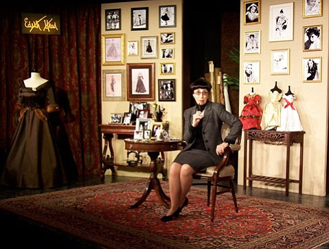 Center Stage Theater Hosts <em>A Conversation with Edith Head</em>