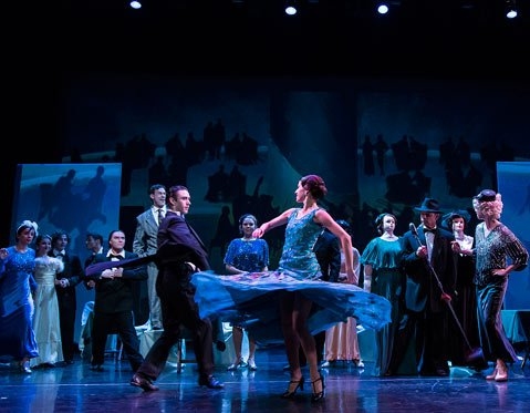 <em>An American Tango</em> at the Lobero Theatre