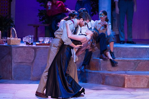 <em>Much Ado About Nothing</em> at Westmont's Porter Theatre