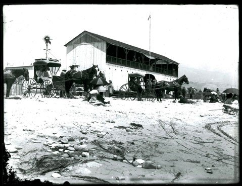Fred Forbush's Surf-Bathing House