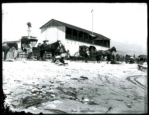 Fred Forbush's Surf-Bathing House